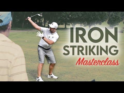 Peter Finch: Full Irons Golf Clinic