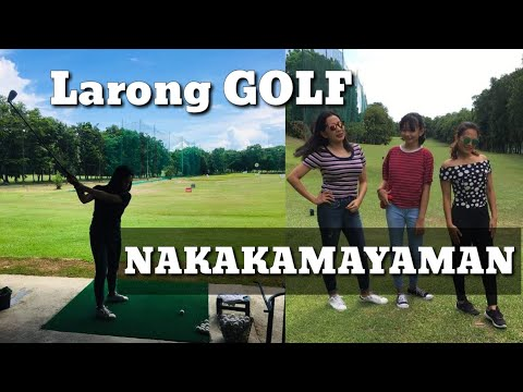 PHILIPPINES ARMY GOLF COURSE DRIVING RANGE