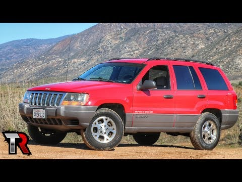 Is a Jeep Grand Cherokee WJ the Best BUDGET Overland Vehicle?