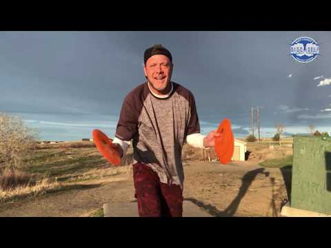 How to Aim with Backhand in Disc Golf