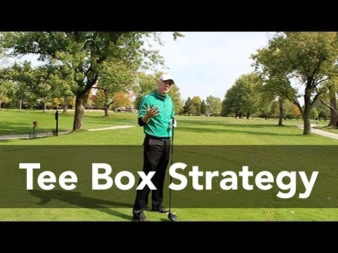 Course Management Tee Box Strategy   Golf Instruction   My Golf Tutor