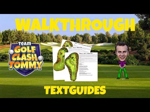 Golf Clash tips, Textguide Walkthrough with Its RJ TV & Erelic Gaming! Coast to Coast Tournament