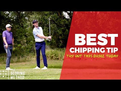 BEST CHIPPING TIP – Try this effective chipping drill