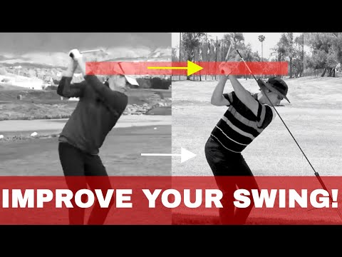I'm Making a Huge Swing Change   HOW TO IMPROVE YOUR GOLF SWING