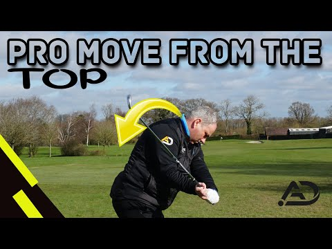 Golf – How To Get The Pro Move In The Swing