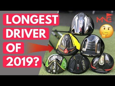 Longest Driver Of 2019?