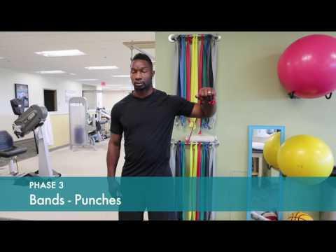 Shoulder Replacement Rehabilitation – PHASE 3 | Best Exercises For Shoulder Replacement Recovery