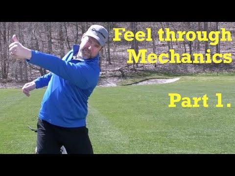 Is My Golf Swing Too Robotic? – Feel through Mechanics Part 1 – IMPACT SNAP
