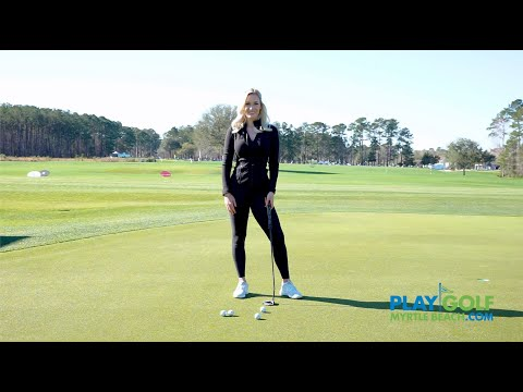 Golf Tip from Paige Spiranac: Play 18 on the Putting Green