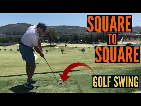 Square to Square Golf Swing Method