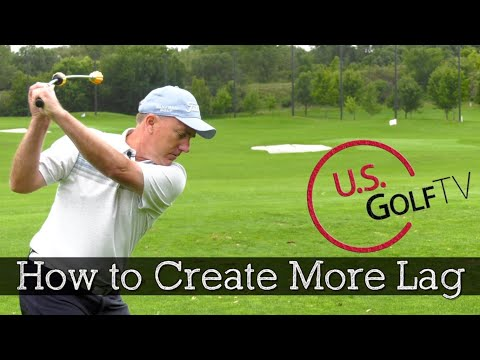 How to Create Lag in Golf Downswing – Golf Swing Tips
