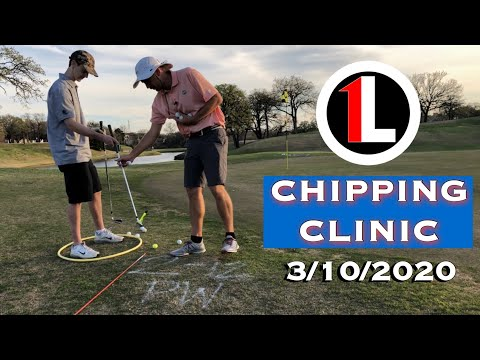 3/10/2020 Chipping Clinic – Paul Runyan & Rule of 12 -Clay Wonnell Golf