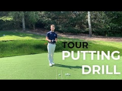 Simple Putting Drill *HOLE MORE PUTTS*