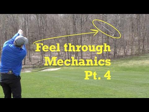 Natural Golf Swing & Release Drill – Feel through Mechanics Pt. 4 – IMPACT SNAP