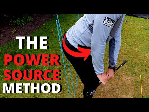 THE MOVE THAT WILL SIMPLY TRANSFORM YOUR GOLF SWING