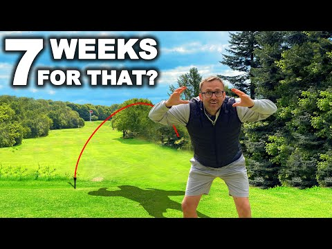 MY GOLF GAME AFTER 7 WEEKS OFF – SHOCKING BUT FUN