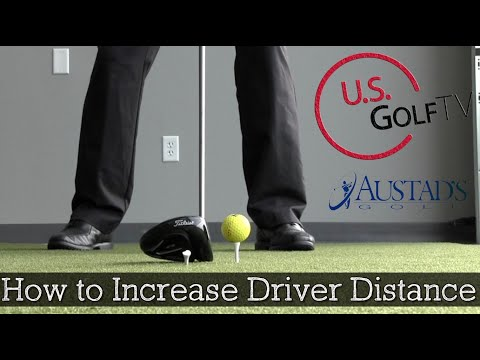 How to Increase Driver Distance Up to 30 Yards – Golf Drills