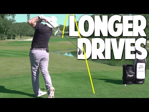 Golf Distance – How To Hit The Driver Longer