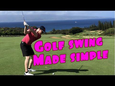 GOLF SWING MADE SIMPLE