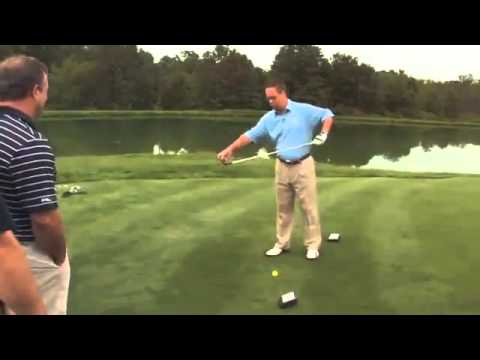 Winning Golf Tip   Chipping with a Hybrid