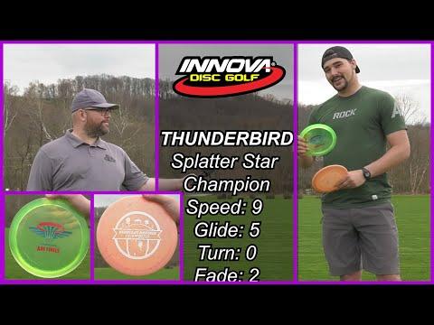 Innova Thunderbird Review – Champion vs. Star Plastic Comparison