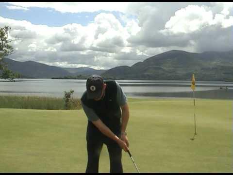 David Keating Golf Tips- Putting