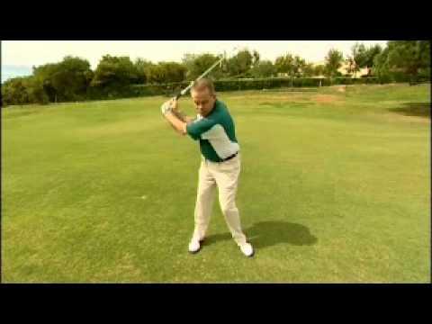 Golf Tip: Find a smooth swing rhythm