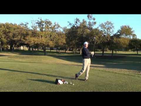 Golf Tips :: Power Iron shots – Tim Cusick – Swing Tempo