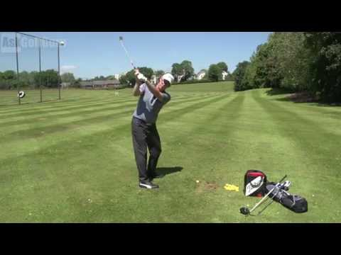 Stop Hitting Your Golf Shots Too High