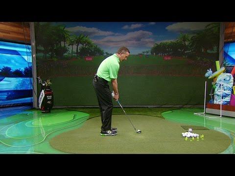 The Golf Fix: 9 Iron Chip Shots   Golf Channel