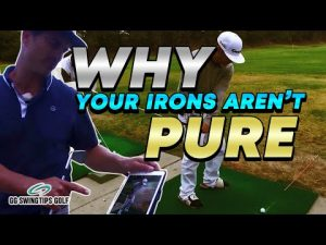 Why Most Golfers Aren't Striking Irons Pure