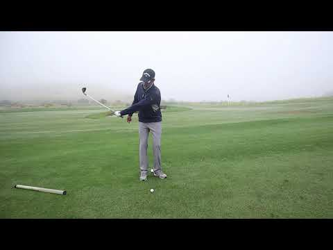 The Left Arm Only Golf Drill!