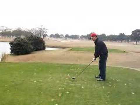 10 golf swing left handed  ゴルフスイング 高尔夫 挥杆