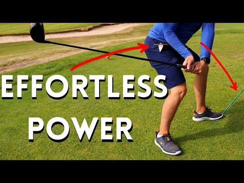 RIDICULOUSLY SIMPLE FOR EFFORTLESS POWER WITH DRIVER!!