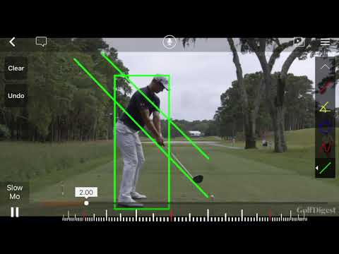 Analyze your golf swing using free apps, video and your iPhone or Android device
