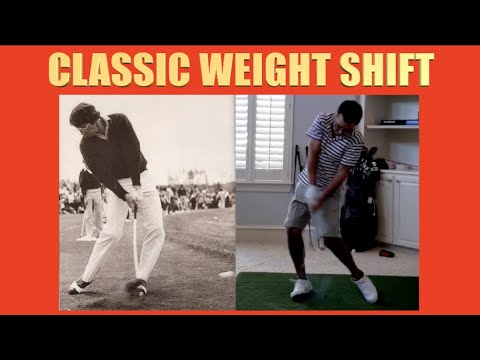 MSE Golf WEIGHT SHIFT