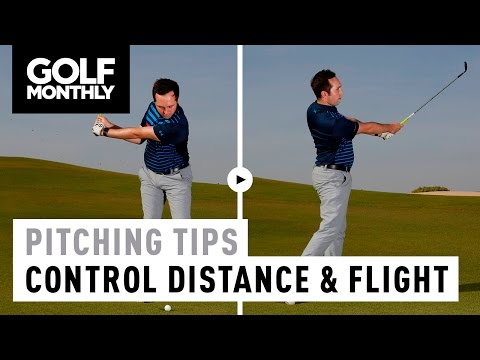 Pitching Tips With Rick Shiels – How To Control Distance & Trajectroy