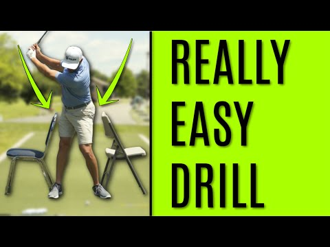 GOLF: How To Use The Hips In The Golf Swing