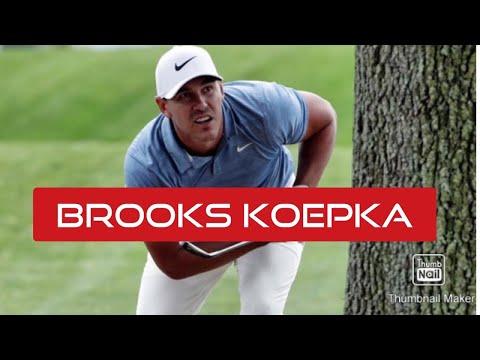 Brooks Koepka amazing slow motion golf swing video motivation ! #Subscribe & #HitTheBell