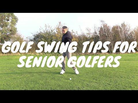Golf Swing tips for Senior Golfers