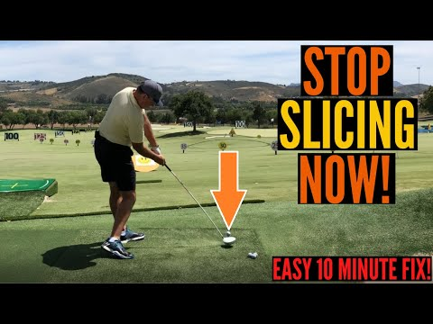 Stop Slicing NOW – In Under 10 Minutes!