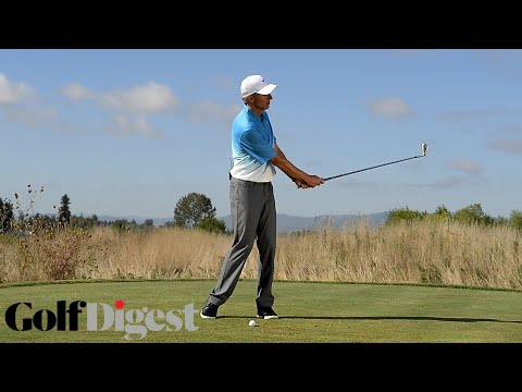 How To Hit Your 5-Iron 200 Yards with Christopher Smith | Golf Tips | Golf Digest