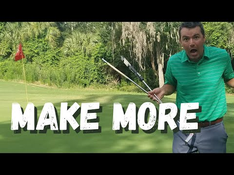 NO FACE CONTROL IN PUTTING? HOW TO GRIP A PUTTER LIKE A PRO by SHORT GAME PROS