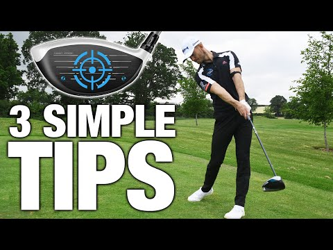 How To Hit Your DRIVER STRAIGHT   ME AND MY GOLF