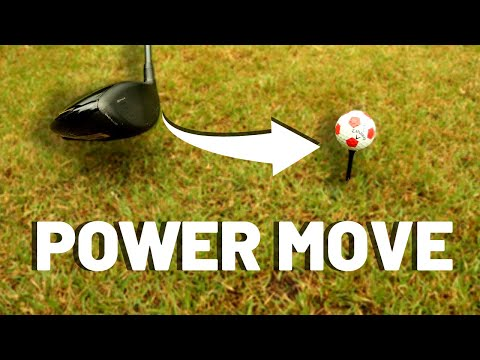 YOUR GOLF SWING WILL NEVER BE THE SAME AFTER THIS MOVE!