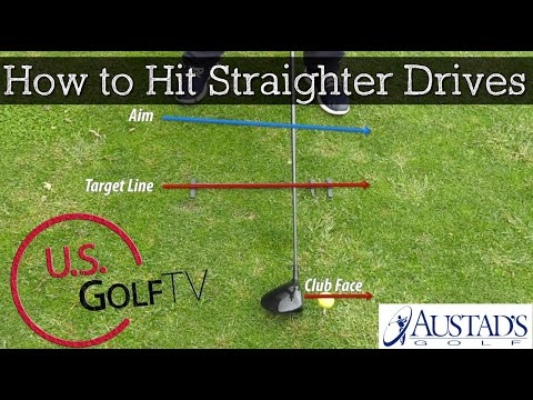 3 Steps to Fix Your Driver Slice – Golf Swing Tips