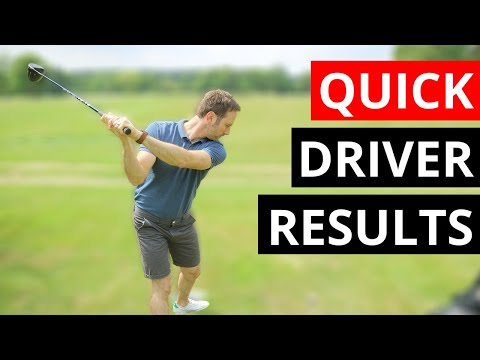 GET QUICK RESULTS WITH THIS DRIVER MOVE