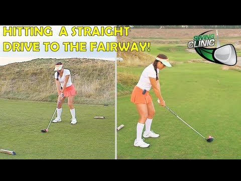Golf Tip: Hitting a Straight Drive to the Fairway
