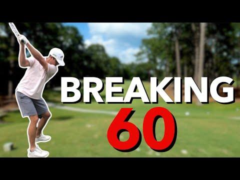 Can I Shoot 59 on 18 Holes? INSANE Back Nine Finish. | Bryan Bros Golf