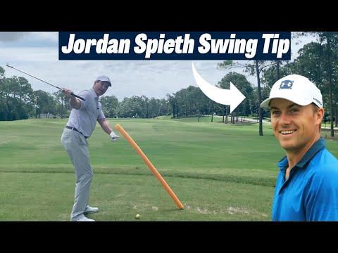 Jordan Spieth Swing Tip